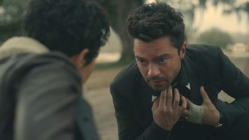 Preacher Talked About Scene: Season 3, Episode 2