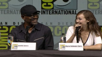 Fear the Walking Dead Comic-Con 2018 Highlights: Alycia Debnam-Carey on Season 4's Hurricane