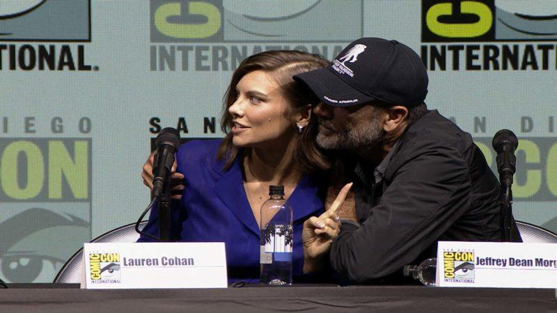 The Walking Dead Comic-Con 2018 Highlights: Lauren Cohan on Season 9's Time Jump
