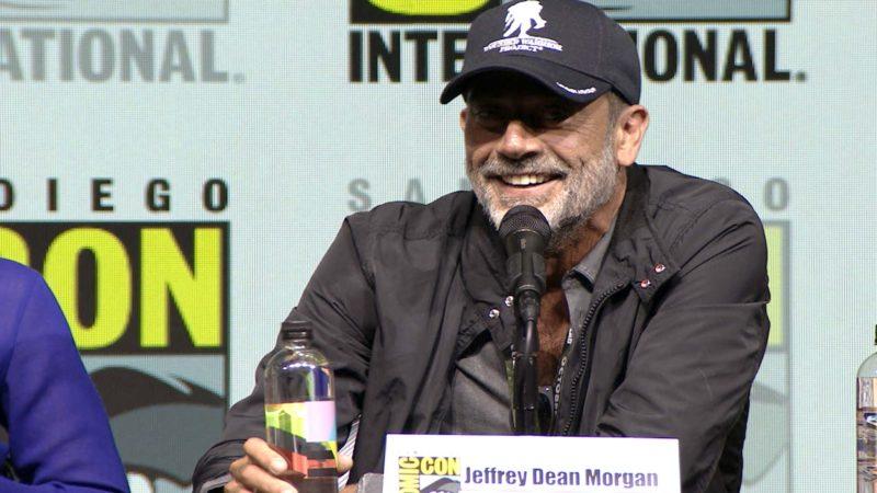 The Walking Dead Comic-Con 2018 Highlights: Jeffrey Dean Morgan on Negan's Imprisonment