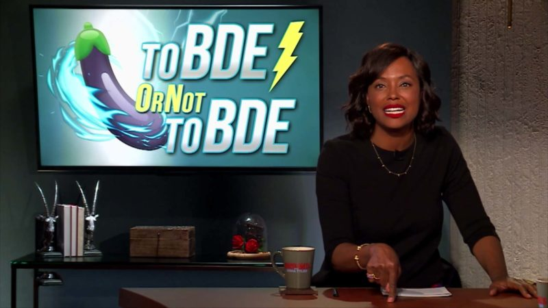 Unapologetic with Aisha Tyler Highlight: To BDE or Not to BDE
