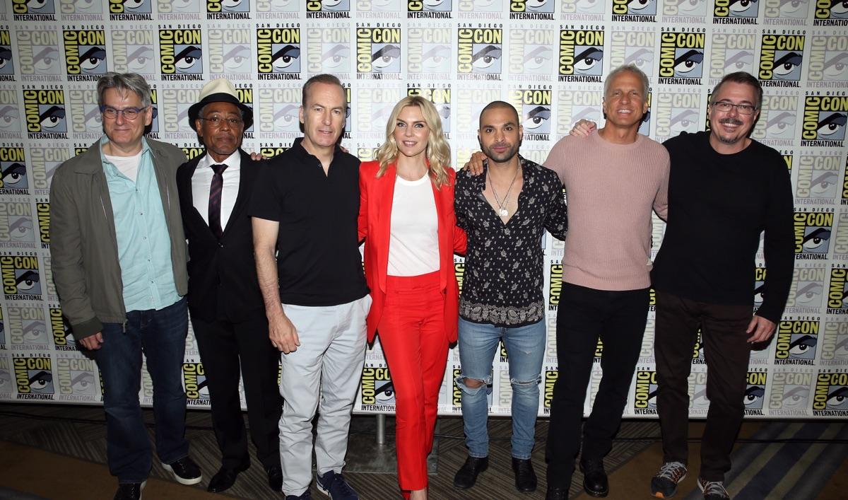 <em>Better Call Saul</em> Comic-Con Panel Highlights