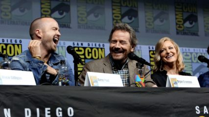 Breaking Bad Comic-Con 2018 Full Panel