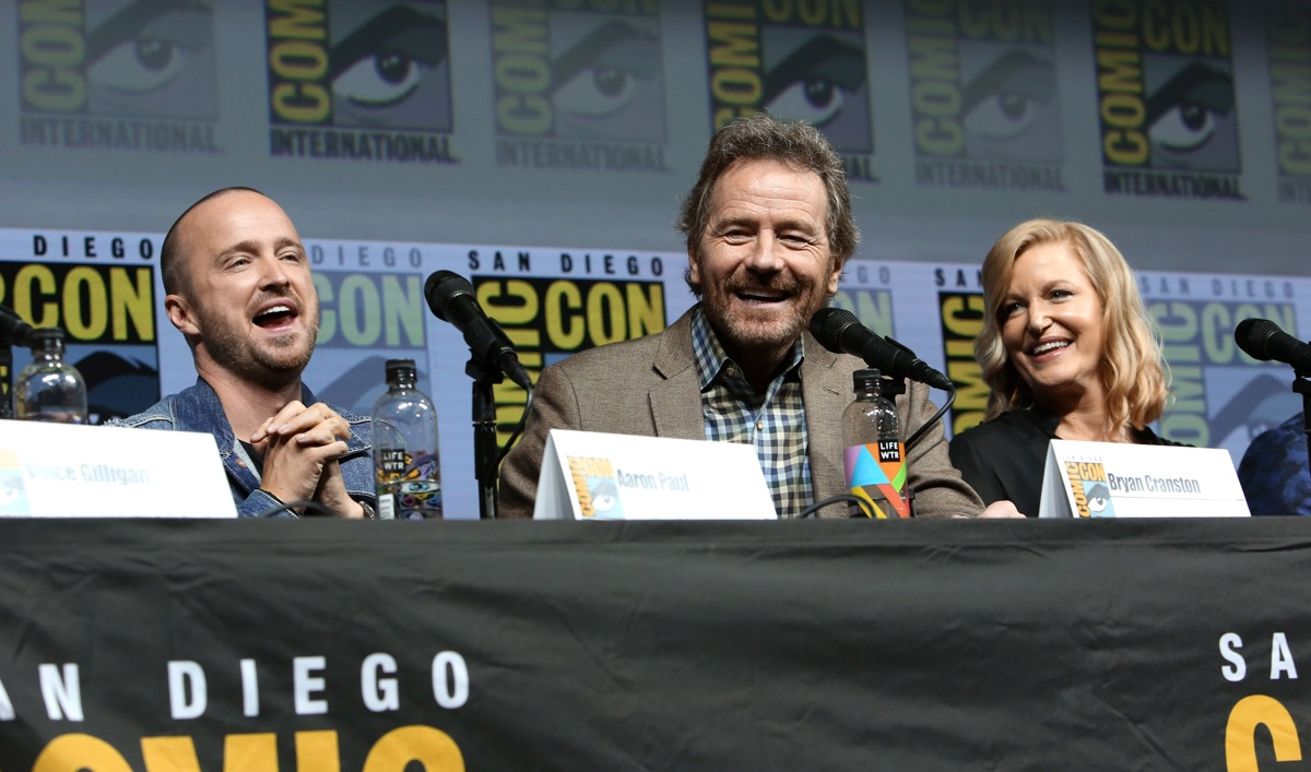 <em>Breaking Bad</em> Comic-Con Panel Highlights