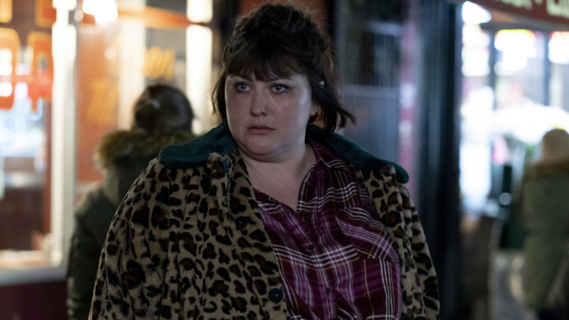 Plum Rides the Highs and Lows of Fame All in One Day &#8212; Watch <em>Dietland</em> Episode 8