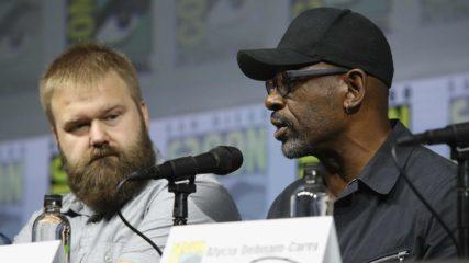 Fear the Walking Dead Comic-Con Panel