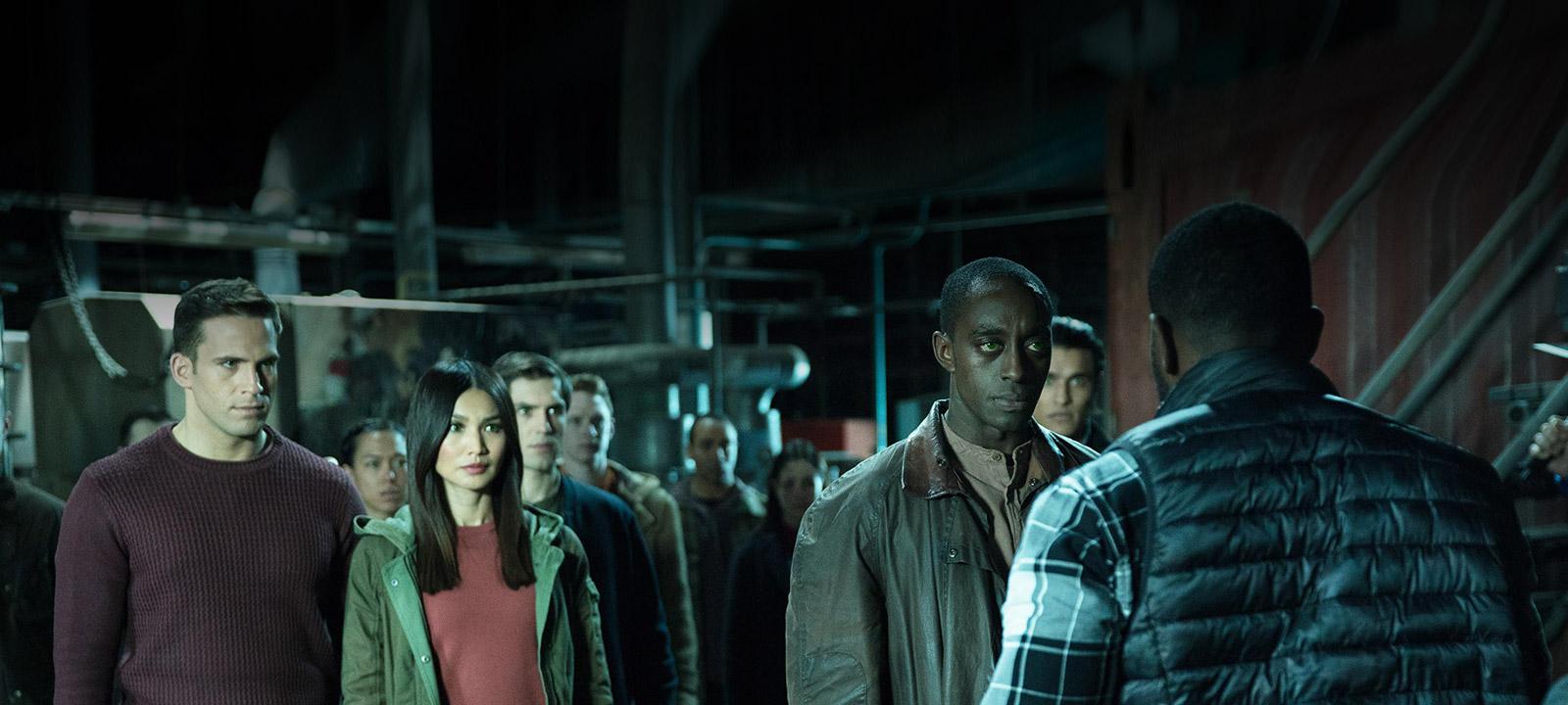 HUMANS Season, Episode and Cast Information - AMC