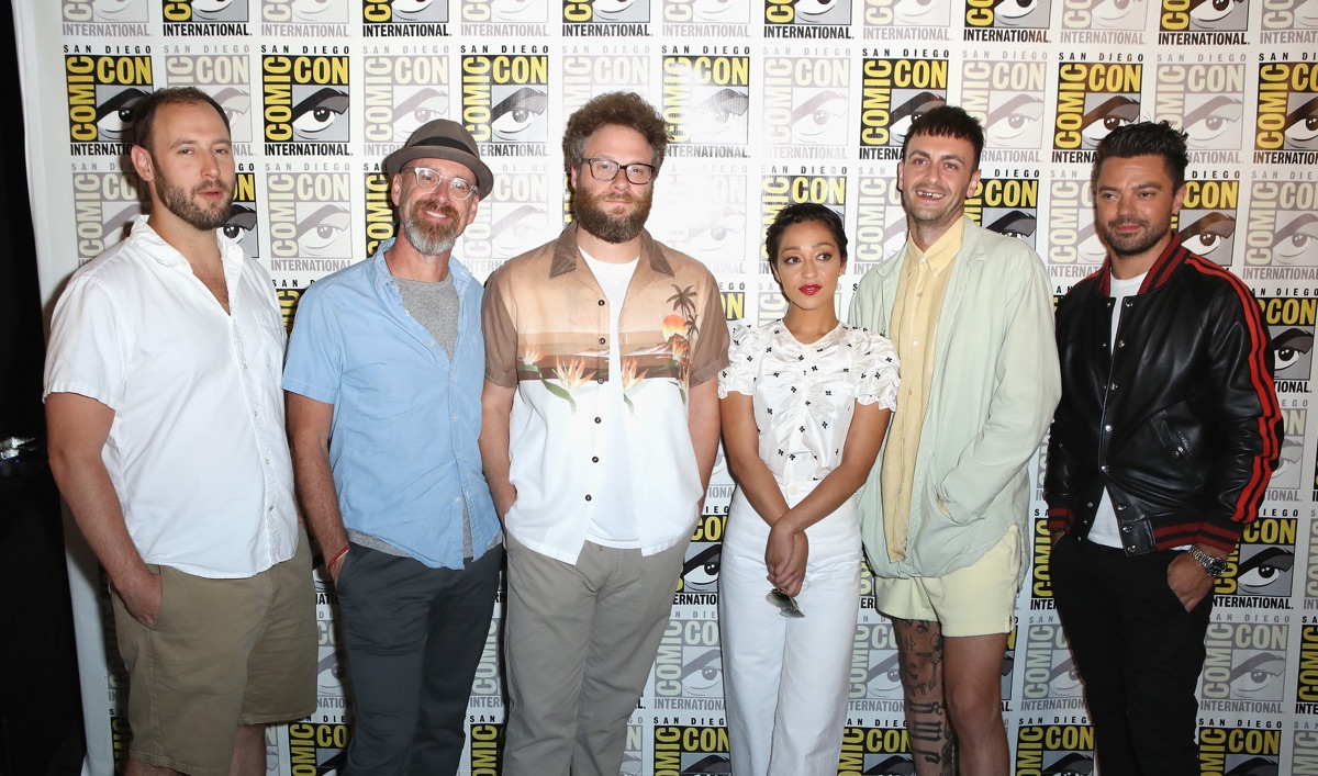 <em>Preacher</em> Comic-Con Panel Highlights