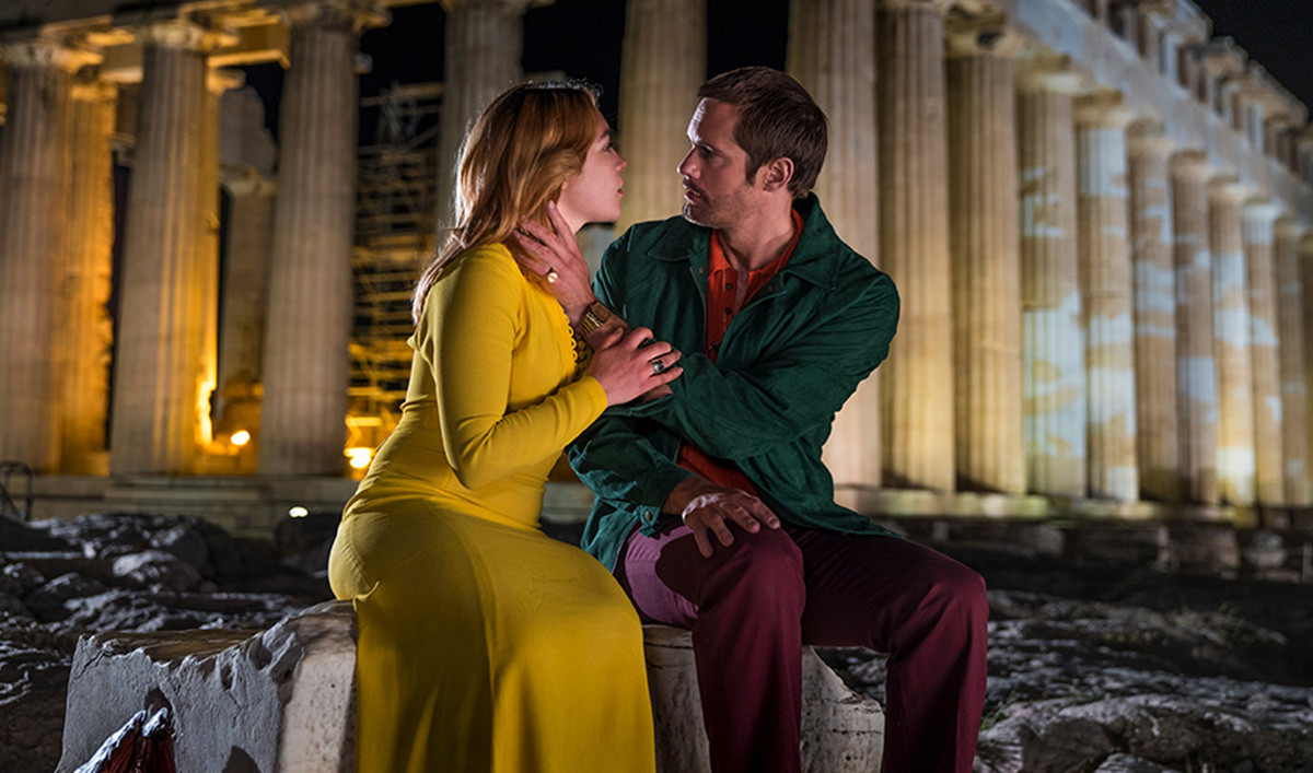 <em>Deadline</em> on Premiere; <em>Digital Spy</em> Views <em>Drummer Girl</em> Photos