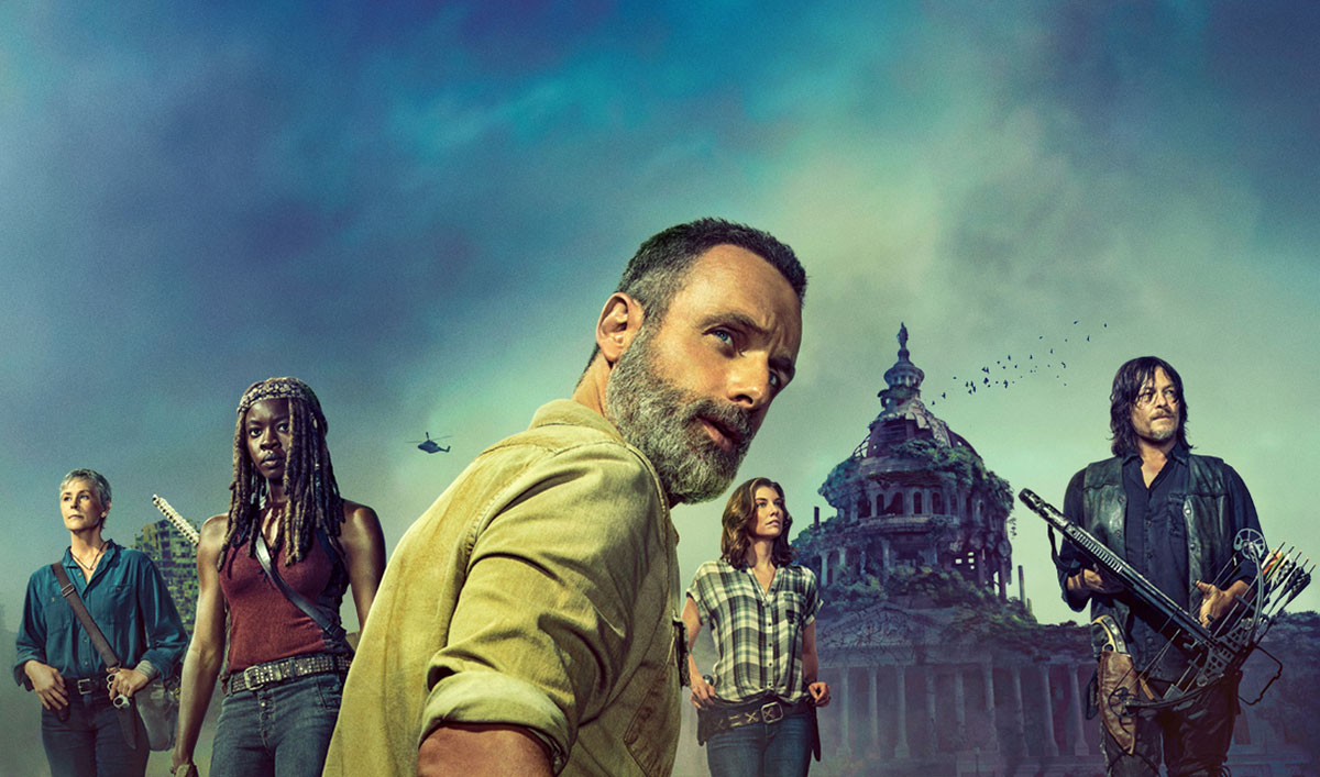 AMC Releases Comic-Com Art for <em>The Walking Dead</em> and Announces Comic-Con 2018 Schedule