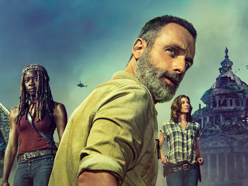 The Walking Dead Season, Episode and Cast Information - AMC
