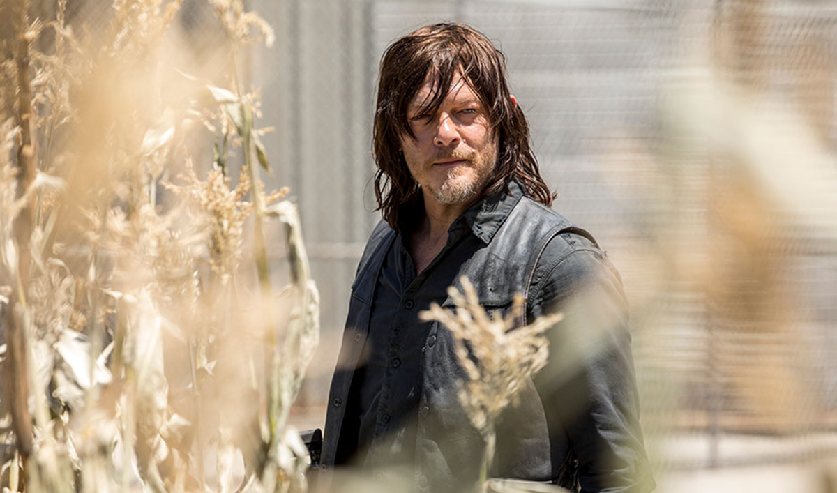 Angela Kang Talks Daryl With <em>TVLine</em>; New Michonne Photo at <em>ComicBookMovie</em>