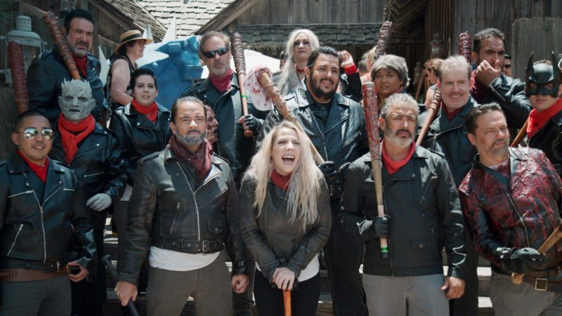 The Walking Dead: 'We Are Negan' Cosplay Event