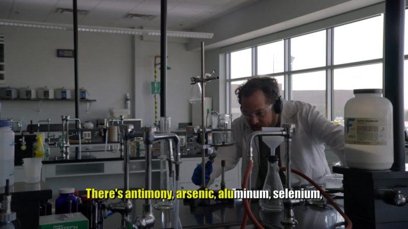 "Better Call Saul Bonus Scene: Gale Sings ""The Elements"""