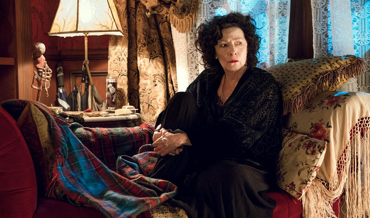 <em>Preacher</em> Q&#038;A — Betty Buckley (Gran&#8217;ma)