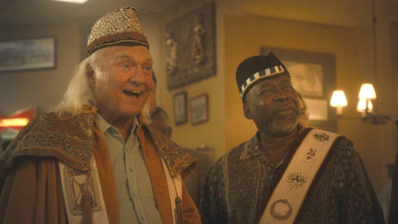 Lodge 49 Talked About Scene: Season 1, Episode 1
