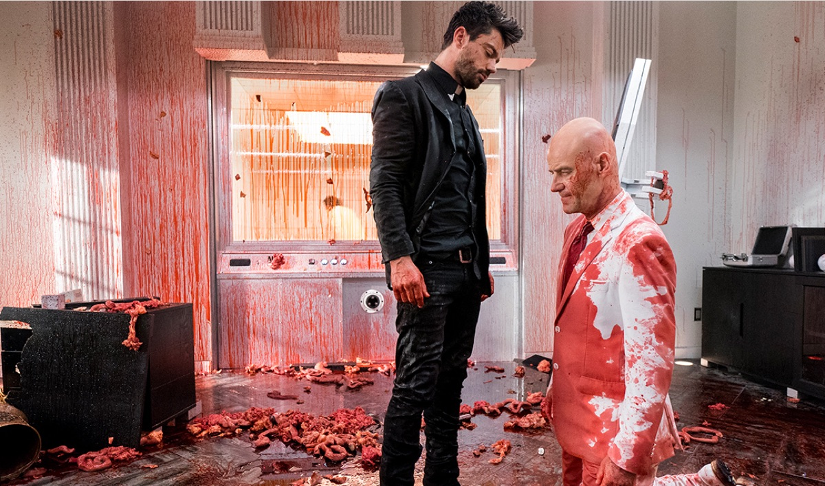 Seth Rogen Reveals Premiere Date of <em>Preacher's</em> Fourth and Final Season