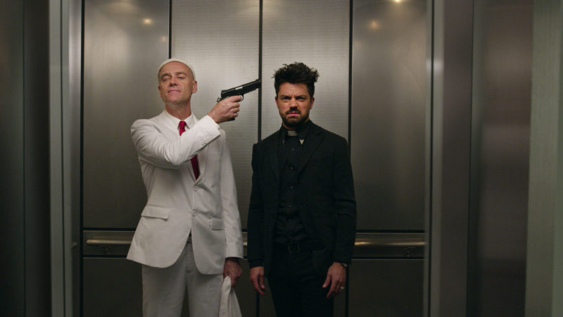 Preacher: The Opening Minutes of Season 3, Episode 8
