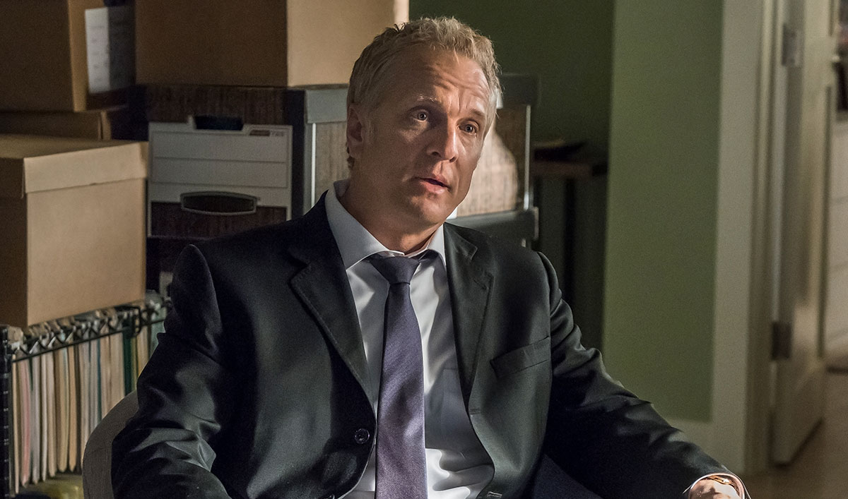 <em>Better Call Saul</em> Q&#038;A — Patrick Fabian (Howard Hamlin)