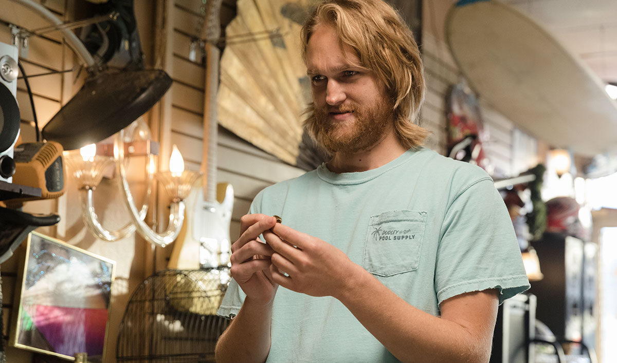 <em>Lodge 49</em> Q&#038;A — Wyatt Russell (Dud)