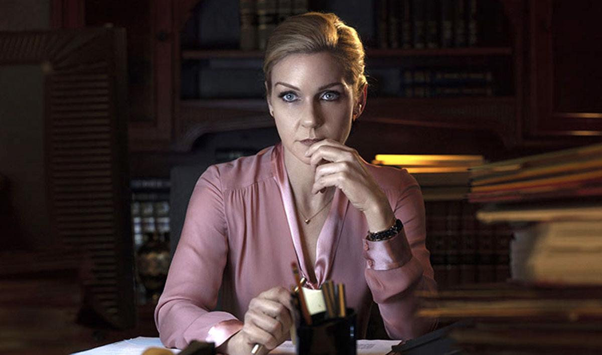 <em>Better Call Saul</em> Q&#038;A — Rhea Seehorn (Kim Wexler)