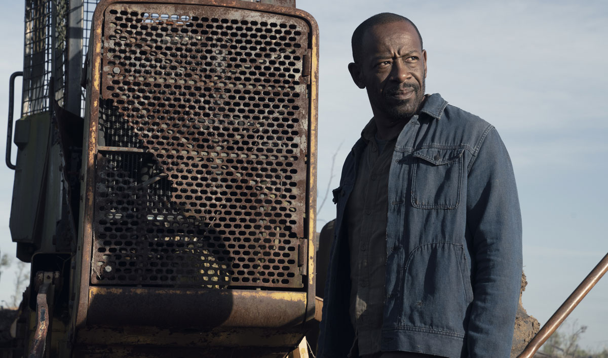 <em>Fear the Walking Dead</em> Cast and Creators on Why Morgan Decides to Try to Return to Alexandria