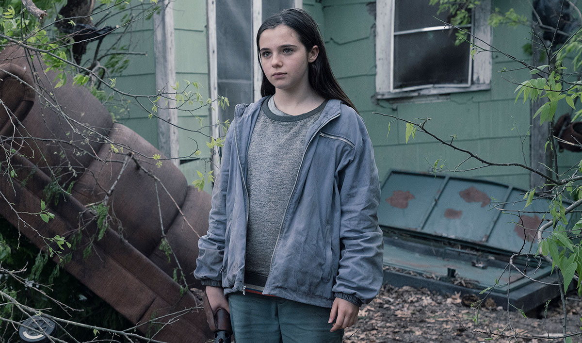 (SPOILERS) <em>Fear the Walking</em> Dead Q&#038;A — Alexa Nisenson (Charlie)