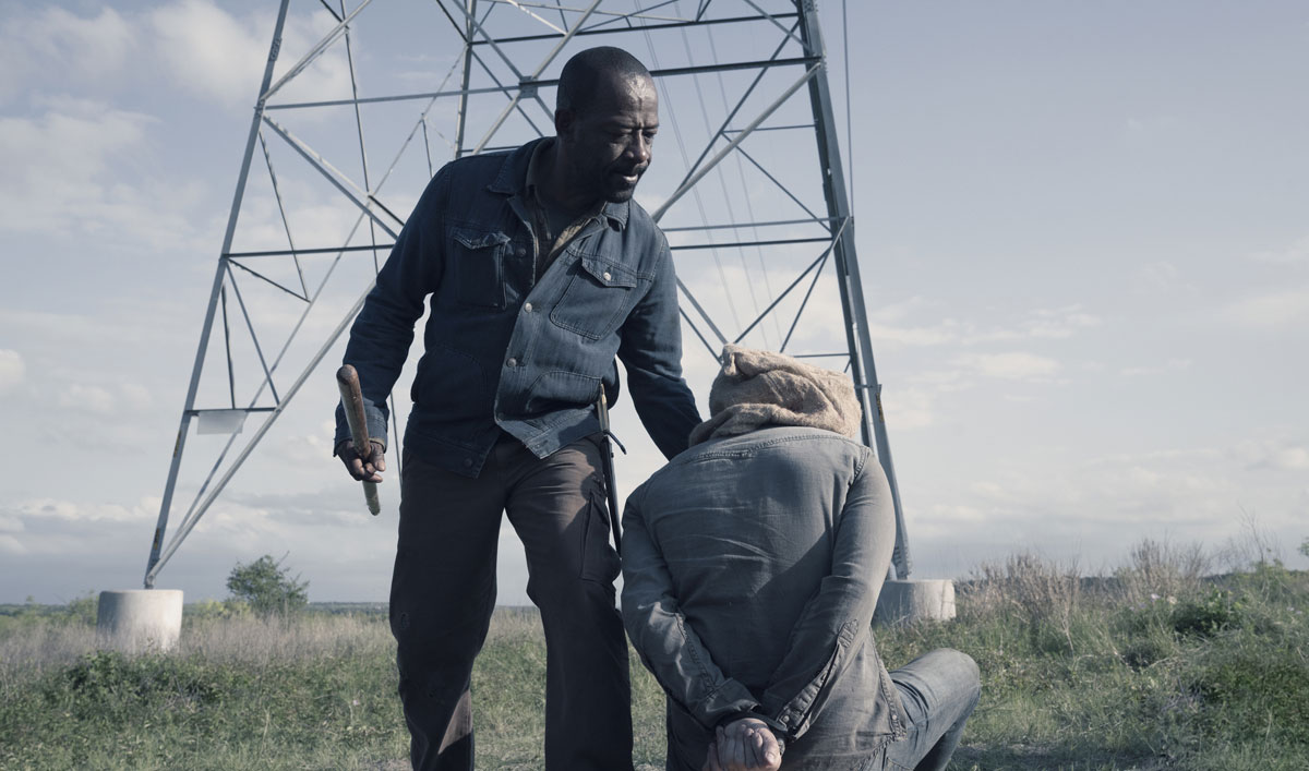 Morgan's Journey Is Derailed by New Acquaintances &#8212; Watch <em>Fear the Walking Dead</em> Episode 11 Now