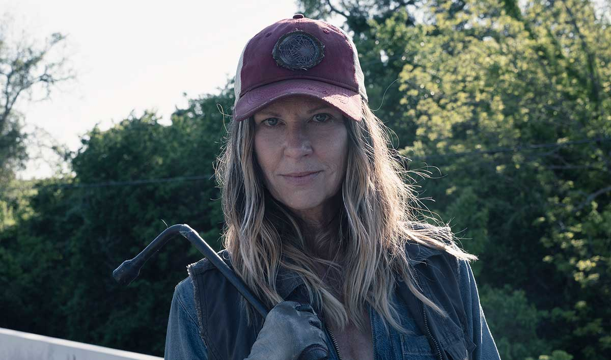 (SPOILERS) <em>Fear the Walking</em> Dead Q&#038;A — Mo Collins (Sarah)