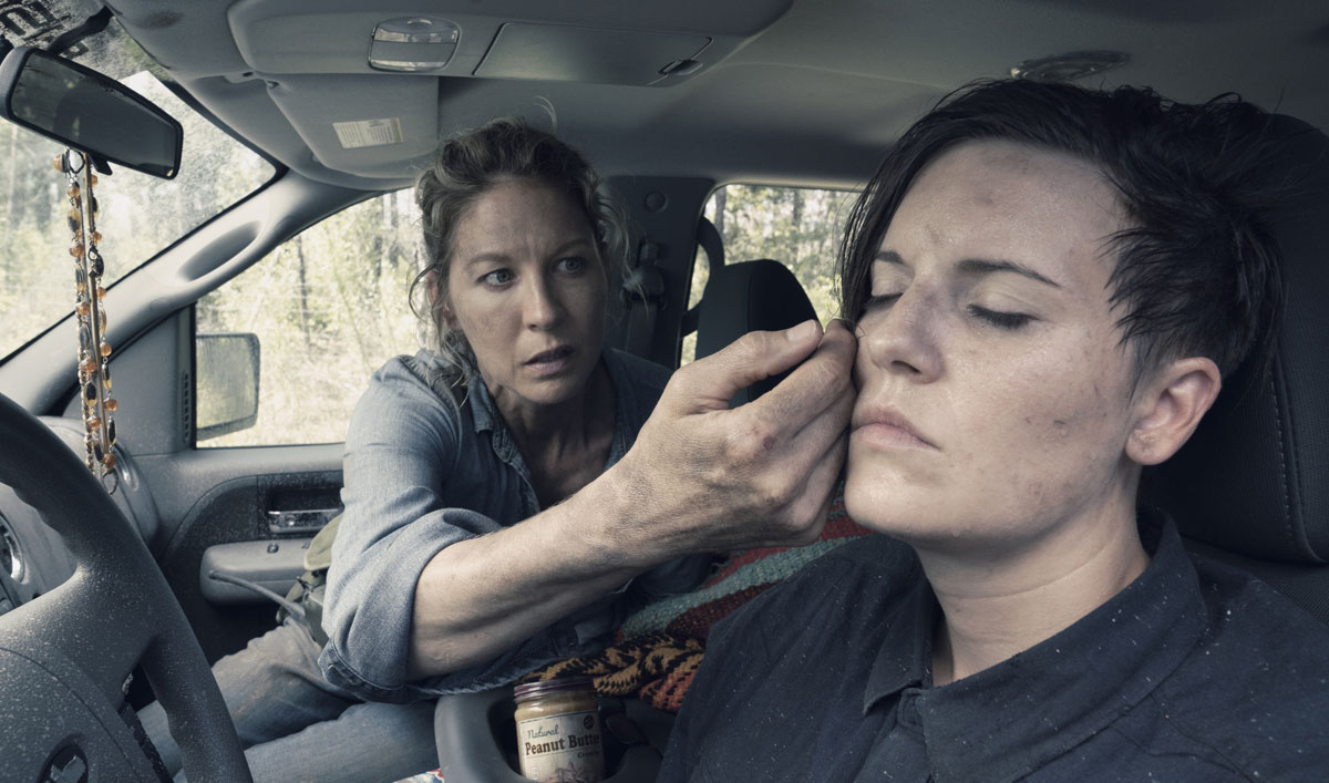 Althea's Sick… and Fading Fast — Watch <em>Fear the Walking Dead</em> Episode 12 Now