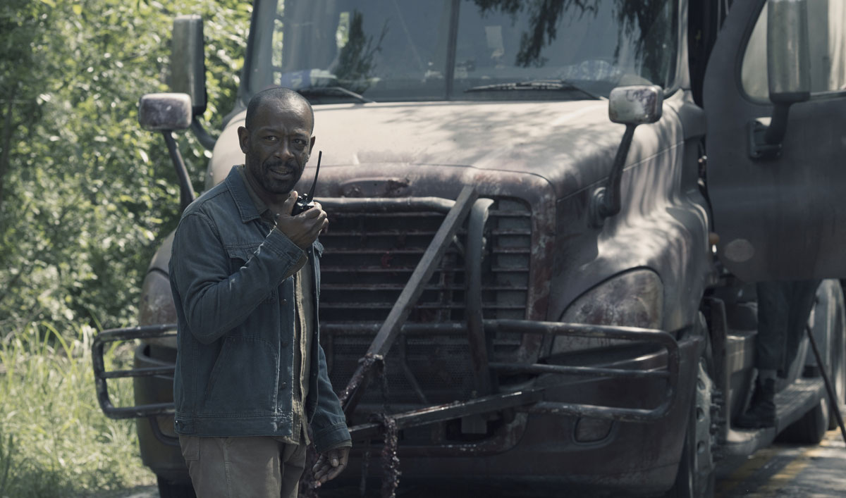 Sneak Peek of <em>Fear the Walking Dead</em> Episode 12 — Morgan's Still on the Hunt for His Friends