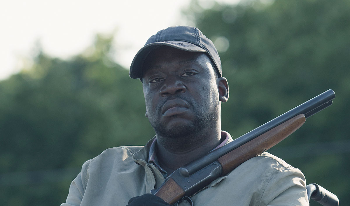 (SPOILERS) <em>Fear the Walking</em> Dead Q&A — Daryl Mitchell (Wendell)