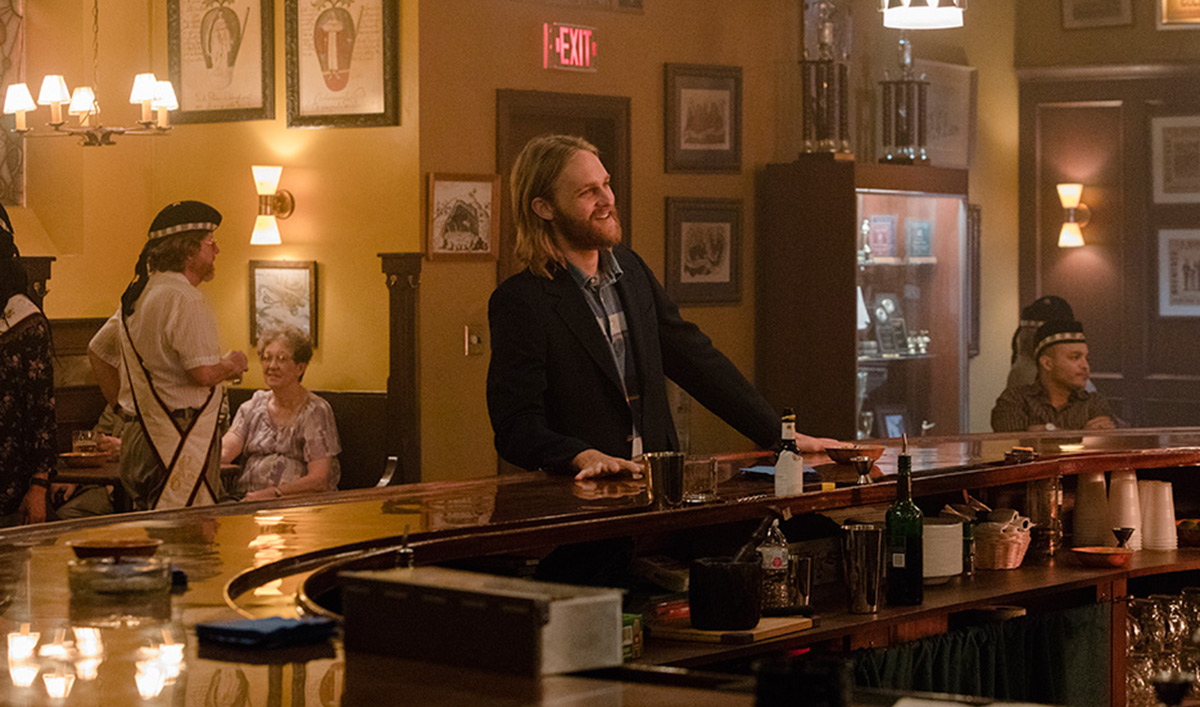 <em>VF</em> Interviews Wyatt Russell; <em>LA Times</em> Cheers <em>Lodge 49</em>