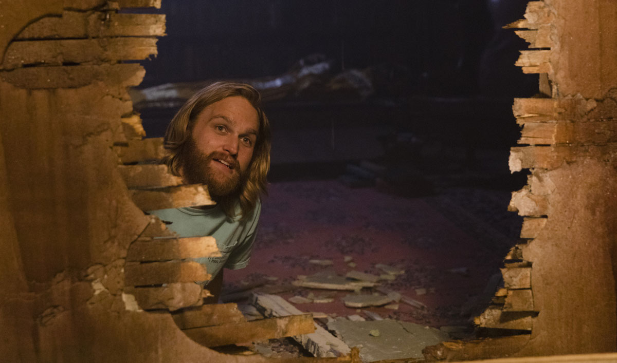 <em>TV Guide</em> Quotes Peter Ocko on <em>Lodge 49</em>'s Vibe; <em>TheWrap</em> Reports Paul Giamatti to Recur in Season 2