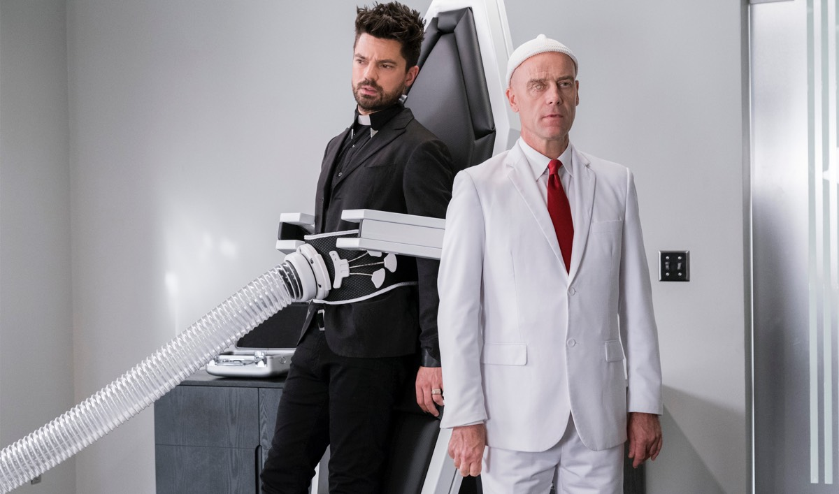 <em>THR</em> on Season 4 Renewal; <em>Cinema Blend</em> Talks New <em>Preacher</em> Location