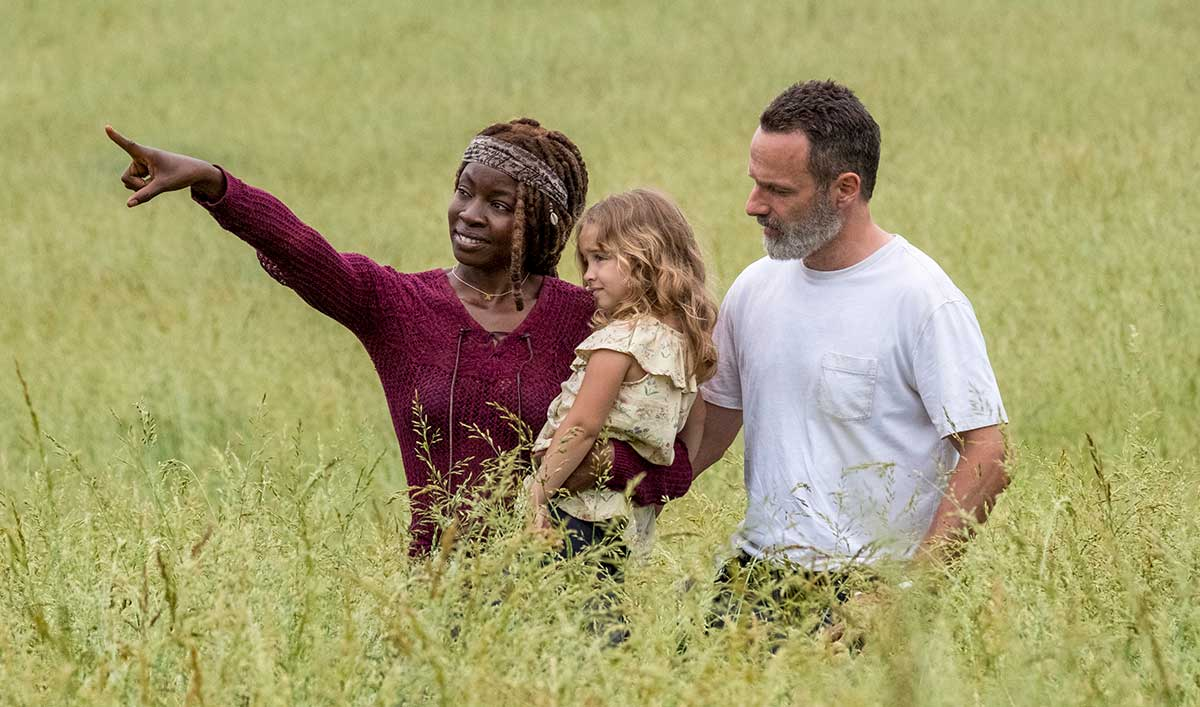 <em>TVLine</em> Chats With Scott Gimple; <em>IGN</em> Posts Teaser, Talks to Angela Kang