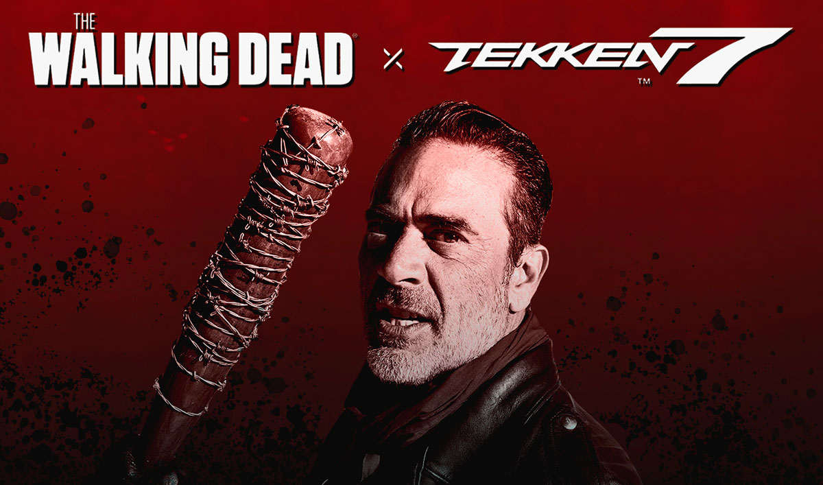 Negan from <em>The Walking Dead</em> to Join the Roster of Fighters in <em>TEKKEN 7</em>