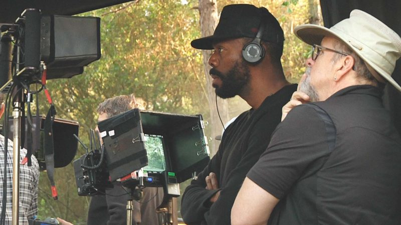 Fear the Walking Dead: On Set With Colman Domingo