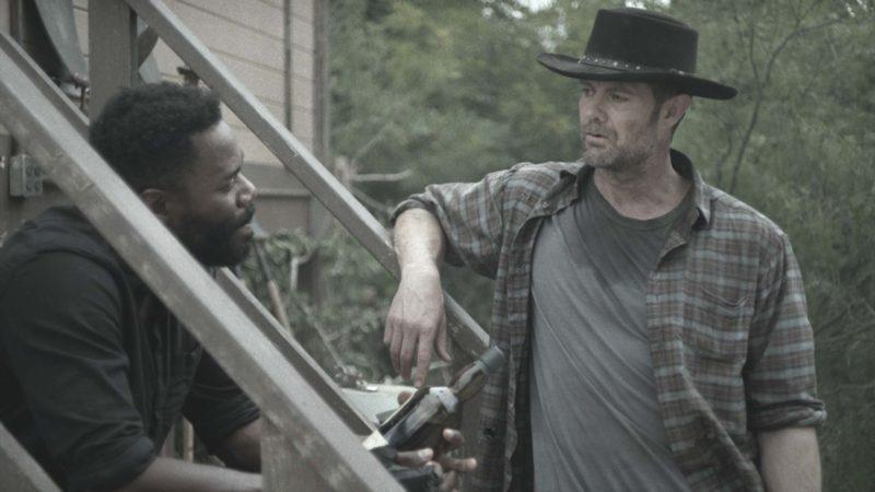 Inside Fear the Walking Dead: Season 4, Episode 13