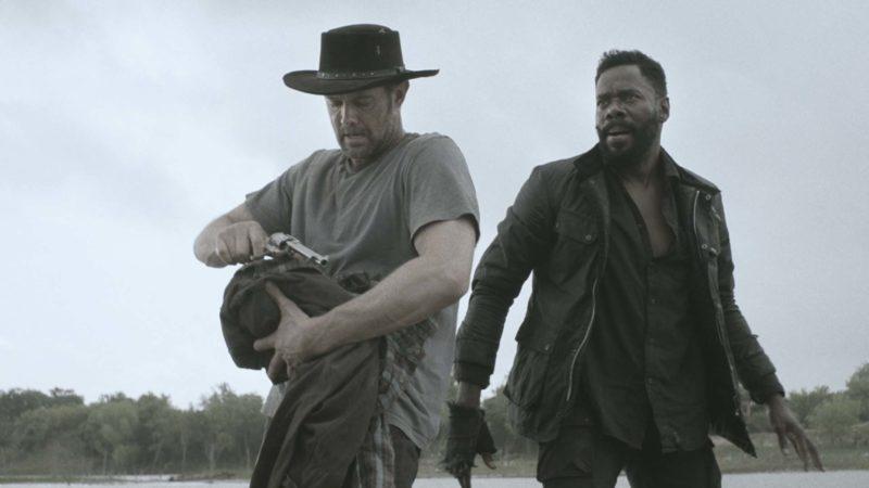 Fear the Walking Dead Talked About Scene: Season 4, Episode 13