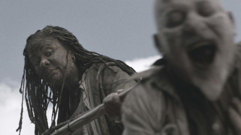 Fear the Walking Dead Talked About Scene: Season 4, Episode 14