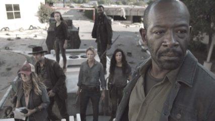 Inside Fear the Walking Dead: Season 4, Episode 15