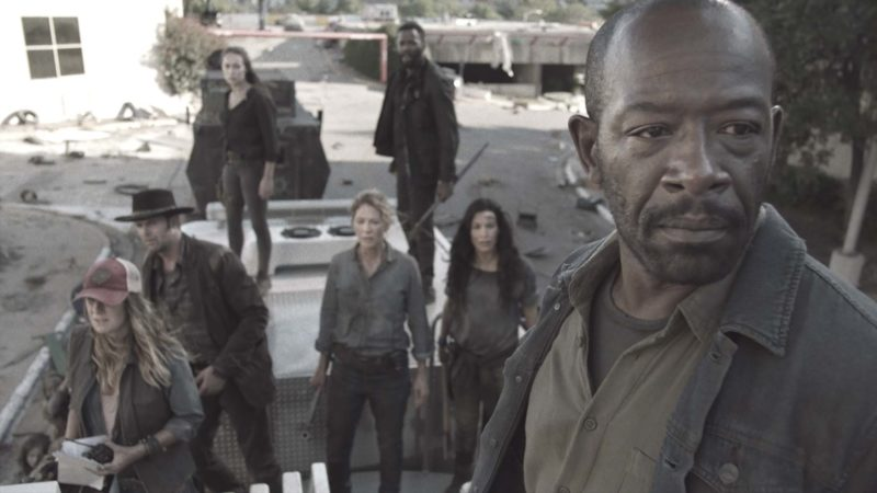 Inside Fear the Walking Dead: Season 4, Episode 15