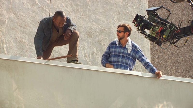 Making of Fear the Walking Dead: Season 4, Episode 15