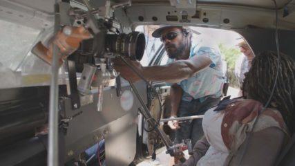 Making of Fear the Walking Dead: Season 4, Episode 16