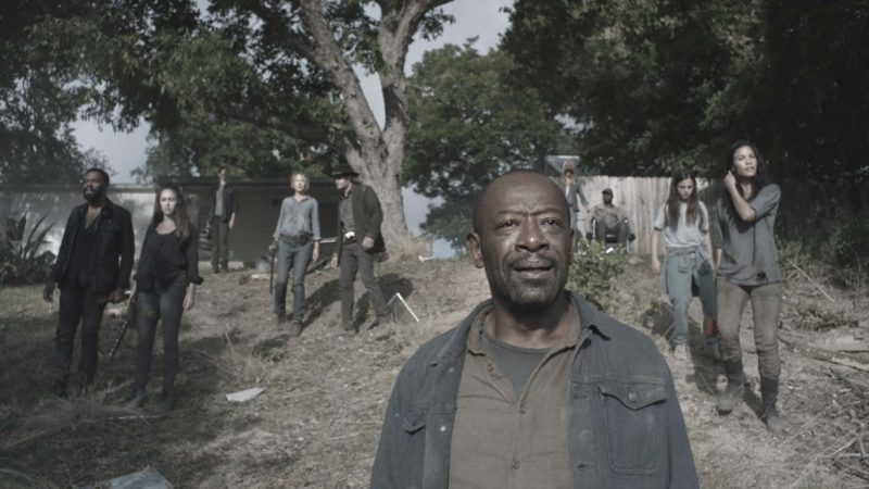 (SPOILERS) Wrapping Up Season 4 of Fear the Walking Dead