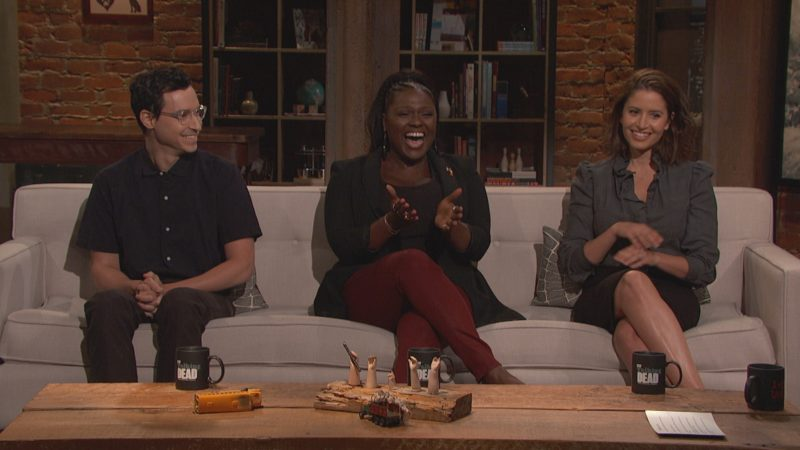 Talking Dead: Highlights: Season 8, Episode 25
