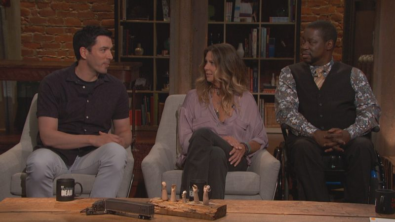 Talking Dead: Bonus Scene: Season 8, Episode 26