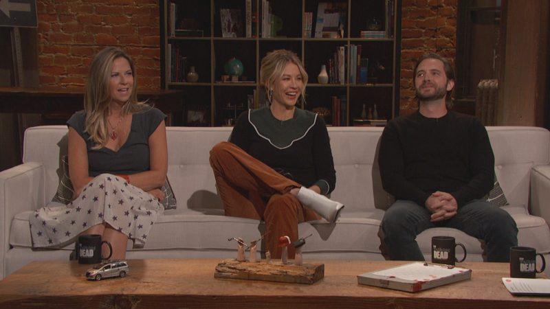Highlights: Talking Dead: Season 8, Episode 30