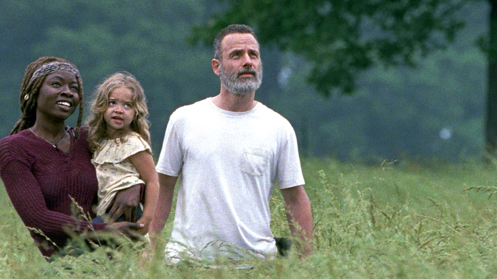 'The Walking Dead' Season 4 Finale: TV Recap - Speakeasy - WSJ